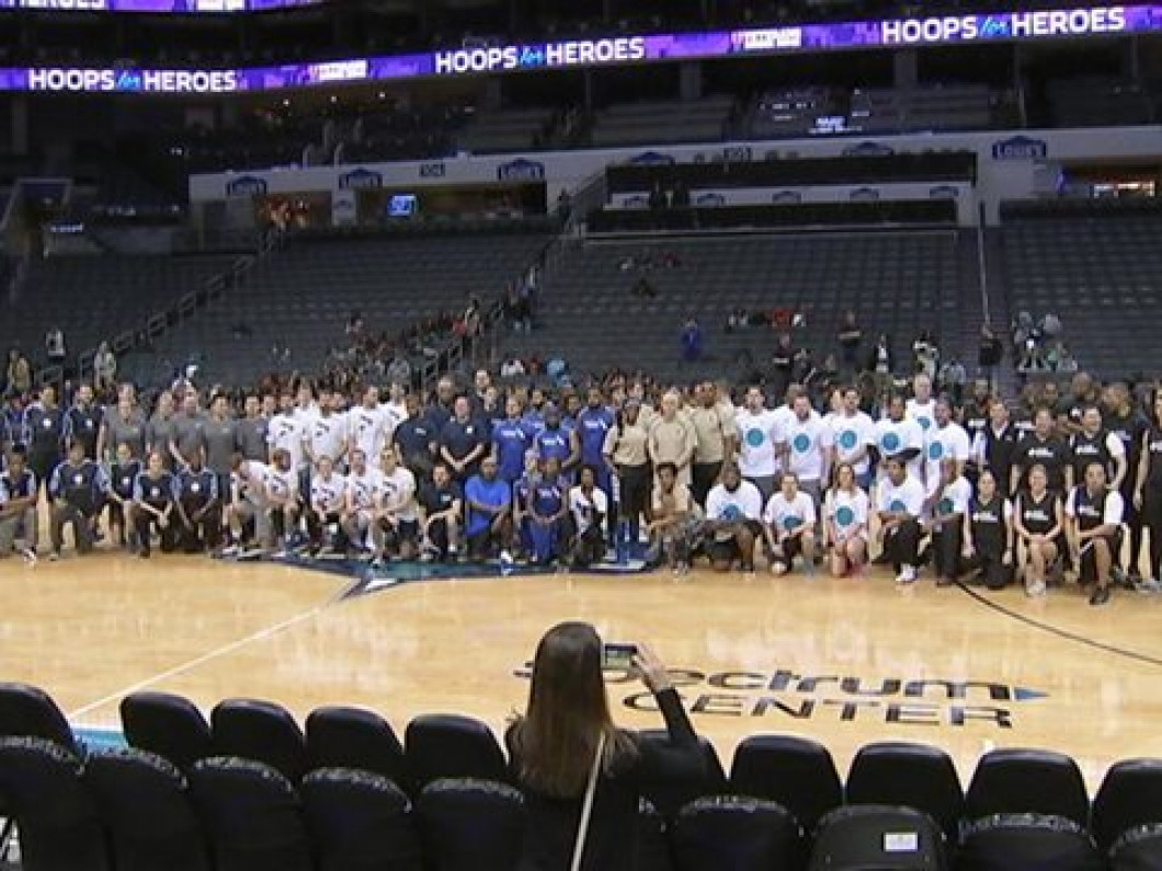 Hoops for Heroes tournament connects veterans with job opportunities