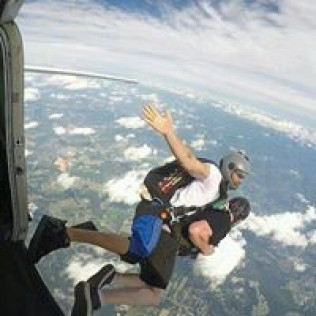 A Tandem Skydive Experience